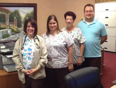 The Staff at Southwest Community Gastroenterology